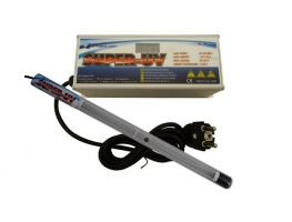 Air Aqua Super UV Dompel Amalgaan set 75Watt
