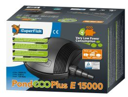 SuperFish Pond Eco Plus E 15000